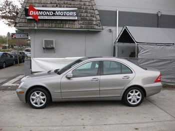 2004 mercedes benz c class c320 w4 unit 33934142 used car buy used car mercedes benz c product. Black Bedroom Furniture Sets. Home Design Ideas
