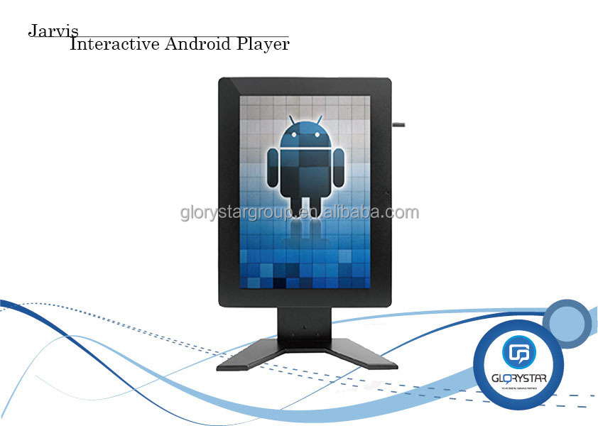 22 inch full color wireless 3g wifi/andriod kiosk touch screen ,32 inch latest HD Android kiosk touch screen