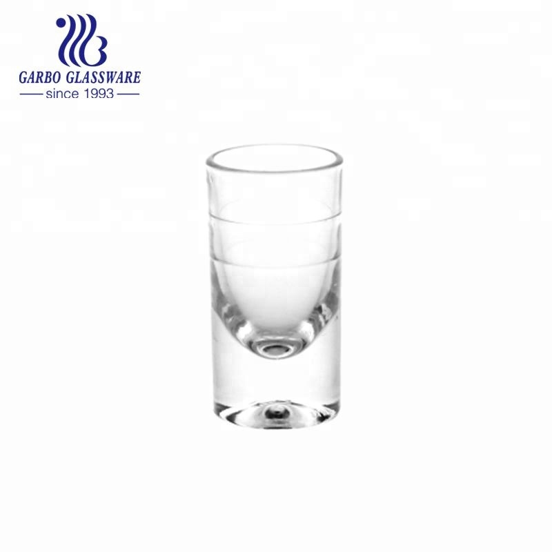 1OZ cordials glass single tequila shot glass for spirit drinking