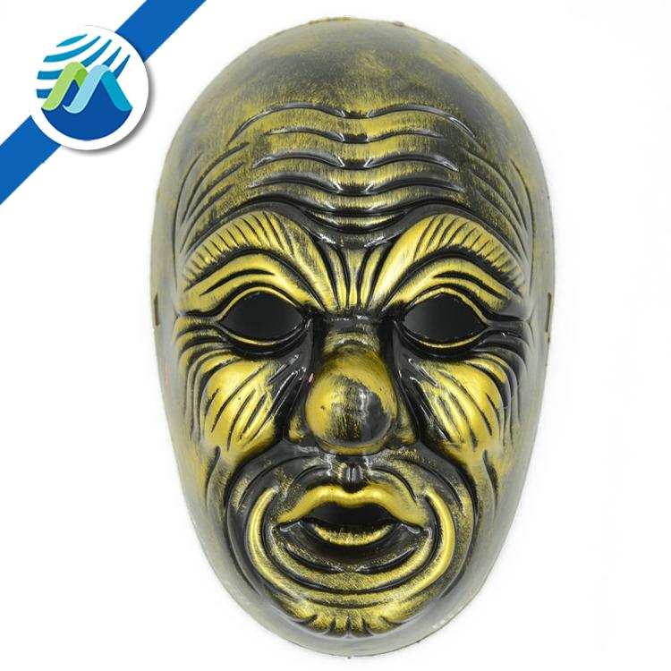 12 Pcs Hot Glitter fancy dress Ancient Greek and Roman fighter mask Masquerade