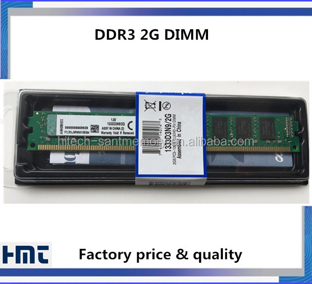 Low Price You Won Miss it ddr3 2gb PC3 10600 module ram memoria