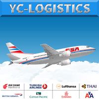China suppliers forwarder agent air freight and cargo from China to Algeria