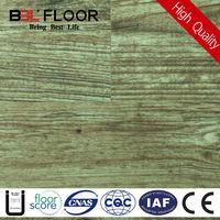 5mm Dark Vintage Oak Crystal Texture vinyl raised floor BBL-917-1