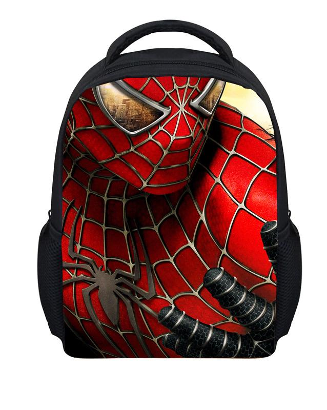 65e7bca82913 Get Quotations · hot sale spiderman bag child school backpack superman  cartoon kindergarten schoolbag for boys mini school mochila