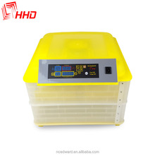 New design promotion pirce CE automatic 96 eggs incubation hatching/chicken egg incubator hatching machine