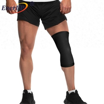 More Than 2200PPM Copper Content Copper Compression Infused fit Recovery Knee Sleeve