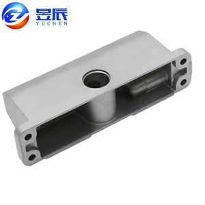 Aluminum or zinc die casting door and window hinge