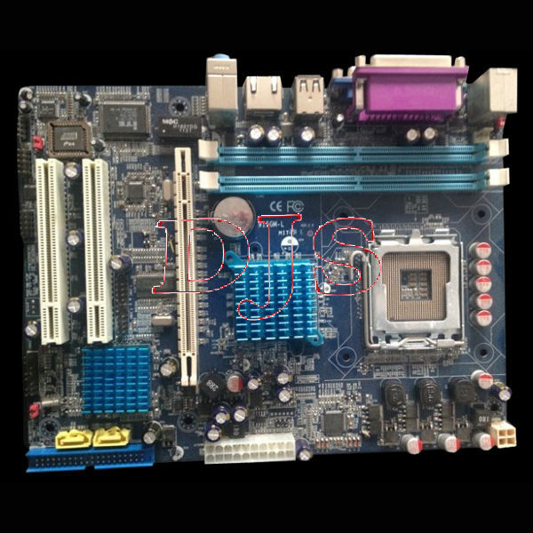Socket 775 Dual Core Ddr2 Motherboard 915