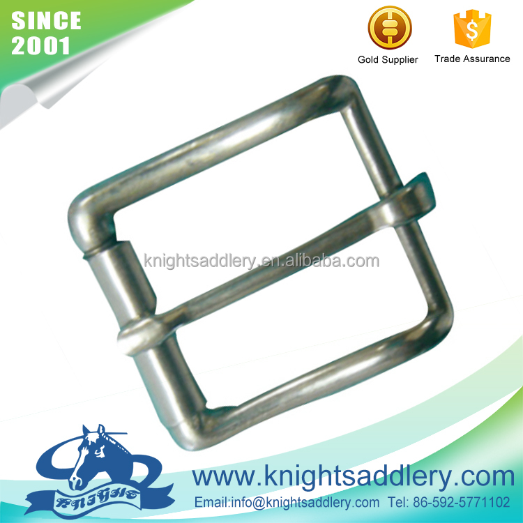 Stainless Steel Girth Roller Buckle