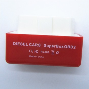 Super Nitro Obd2 Chip Tuning Box For Diesel Cars Plug And Drive Obd 2 More  Power / More Torque Nitroobd2 Interface - Buy Super Nitro Obd2 Product on