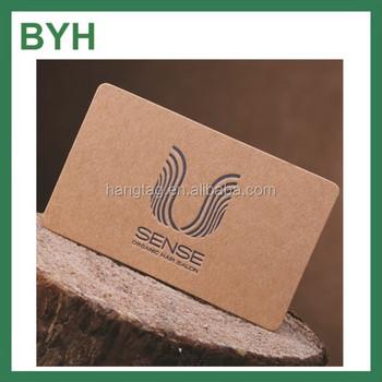 Foil stamping name print brown kraft paper business card craft foil stamping name print brown kraft paper business card craft business card colourmoves