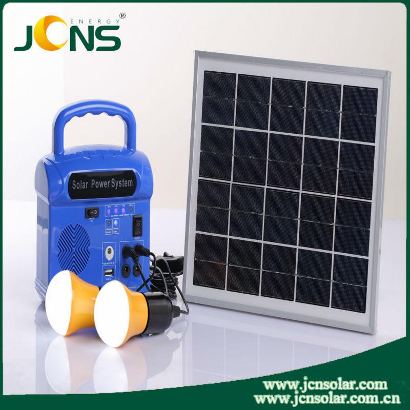 Factory Price 6v 10w Small Solar Power Kit Solar Led Kit