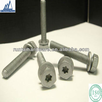 M6 Hex Head Sems Screw Bolt M6 Screw Torx