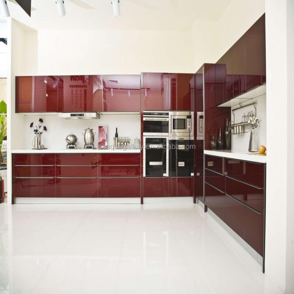 High Gloss Kitchen Cabinets High Gloss Finish Kitchen Cabinet High Gloss Finish Kitchen