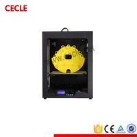 2017 Industrial grade printer TDP-30 3D Printer Full Assembled Large Print Size 300*300*400mm With 200g 3d printer filament