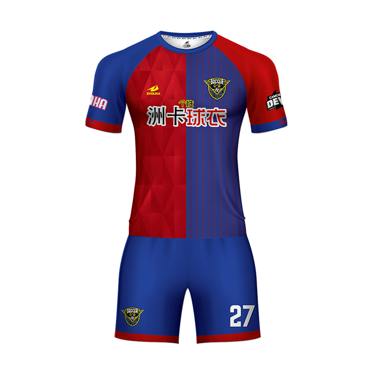 big sale 1427b dcc60 China cheap soccer uniforms for men teams wholesale ...