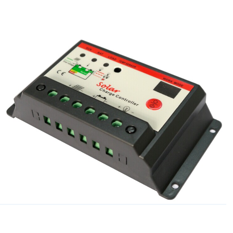 Useful Powertech 12/24v 20a Pwm Solar Charge Controller With Timer Function Ip67 Electrical & Solar Home & Garden