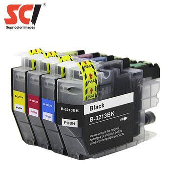 For Brother Printer Ink Cartridges LC3213 LC 3213 LC-3213 Compatible for DCP-J772DW/J774DW/MFC-J890DW/J895DW