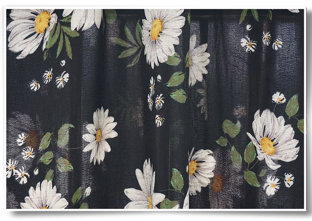 2019 Summer 100 Rayon Printed Crepe Viscose Fabric for Dress