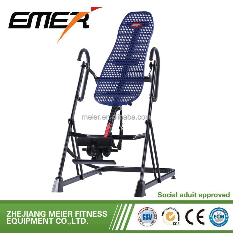 Folding Exquisite Best selling club gym machines inversion table