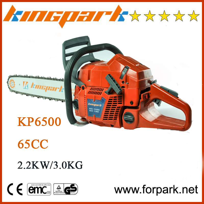 Professional Chainsaw Manufacturers 65cc chainsaws gasoline made in china with best quality