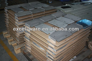 Reliable Metal sheet welding service in China