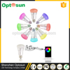 Smart Bluetooth LED Light Bulb E27 6w Models RGB Smartphone Remote Control Dimmable Multicolored Customized Color Changing Light