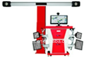 Auto 3D Wheel alignment