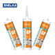 Transparent silicone sealant acetic silicone sealant