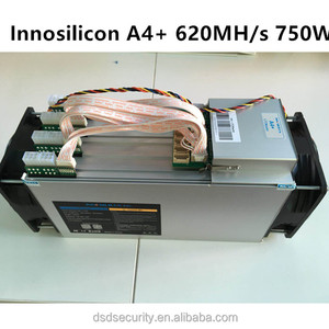 Litecoin Miner A4+ with SPU 620Mh/S 750W, with Small form factor, low noise, better quality and more reliable