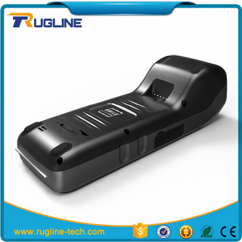 Rugged Handheld Mobile Machine Car Charger For Verifone