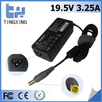 OEM Laptop Adapter for Levono 19.5V3.25A65W Notebook charger 7.9* 5.5MM