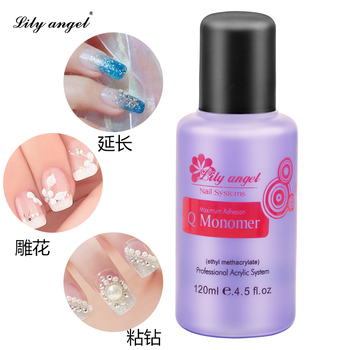 Odorless Acrylic Liquid For Crystal Nail Monomer Nails Mma
