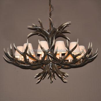 Ac 129 rstico ciervos faux antler chandelier luz grande decorativa ac 129 rstico ciervos faux antler chandelier luz grande decorativa cuerno de venado aloadofball Gallery