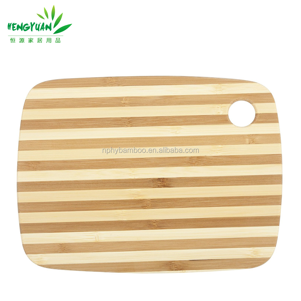 Eco friendly product small bambo cutting boards for the kitchen