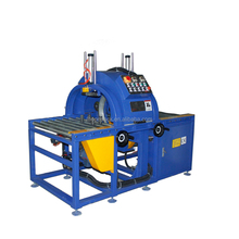 manufacturer Orbital stretch wrapping machine with horizontal wrap machinery for profile, panel