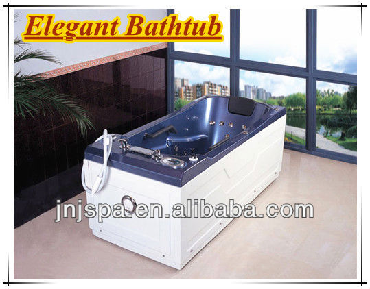 One person vichy bathtub,jacuzzi bathtub,Whirlpool bathtub with clean system JNJ SPA 8008