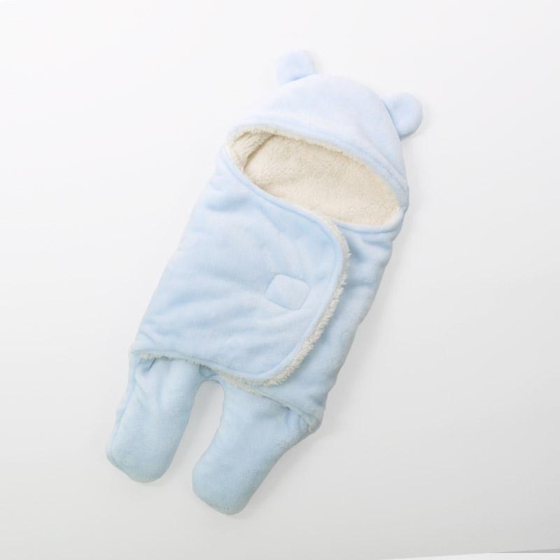 Thoáng khí Fleece Sơ Sinh Baby Bọc Bọc Trẻ Con Bằng Tả Chăn Tốt Nhất Cực Lớn Flannel Toddler Bọc Trẻ Con Bằng Tả Chăn Cho Trẻ Sơ Sinh