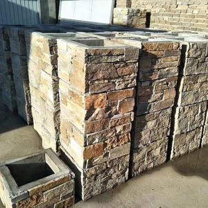 Back Cement Natural Culture Stone