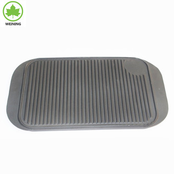 Cast Iron Reversible Grill & Griddle
