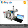 factory supply hot sale High Speed Scanner 10w 20w Portable Cabinet Table Models Fiber Laser Marking Machines