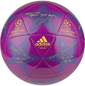 Get Quotations · UEFA Champions League Finale 16 Capitano Soccer Ball f6ca34aaffc6b