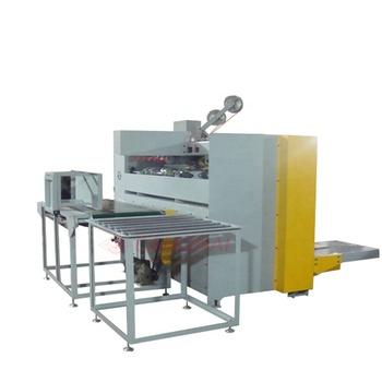 Semi-automatic Corrugated Carton Box Stitching /stitcher / Making Machine  Prices - Buy Carton Box Making Machine Prices,Carton Box Making