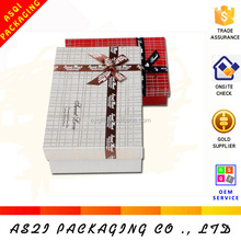 china supplier recyclable luxury branded gift box