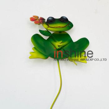 Frog Garden Ornament , Garden Decoration