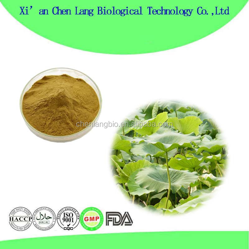 New Products With Wholesale Pure Nature Lotus Leaf Extract