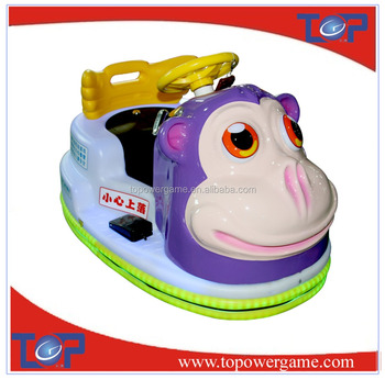 Coin Operated Bumper Car Spare Parts For Kids Game Center Buy