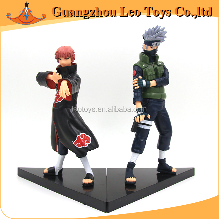 Cartoon Toys Action Sasori And Kakashi Make Your Own Anime Figure
