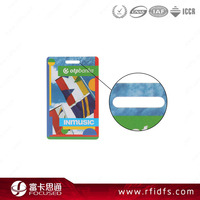 Factory Price RFID proximity identification card for time attendance system