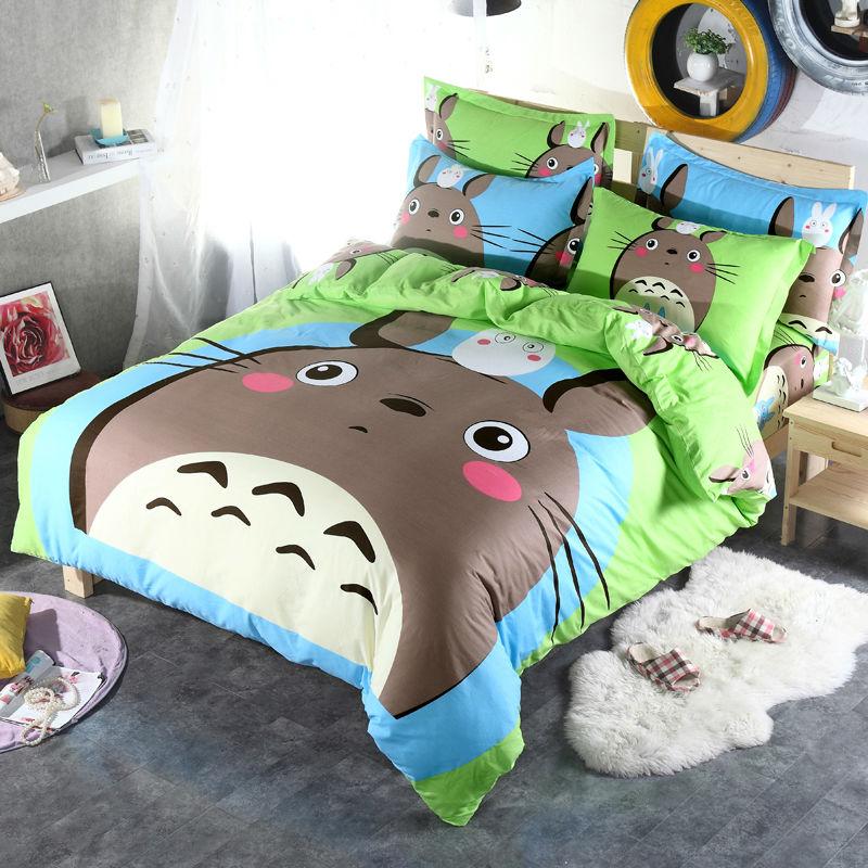 Totoro Bed Set: Compra Totoro Cama Online Al Por Mayor De China